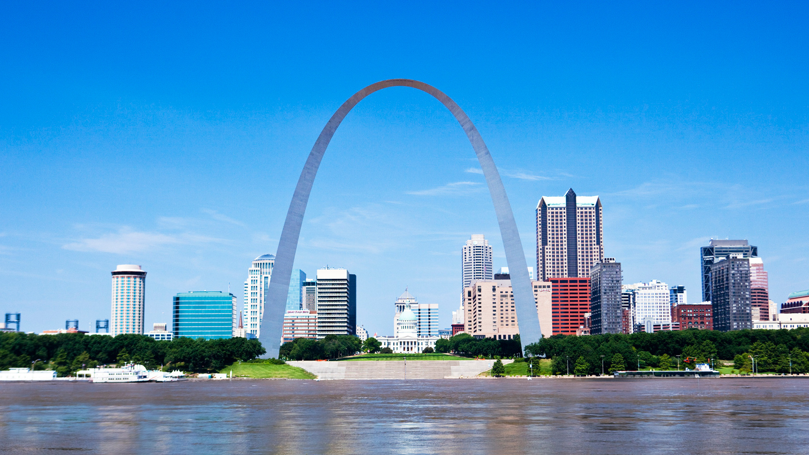 Hotels In St Louis By The Arch